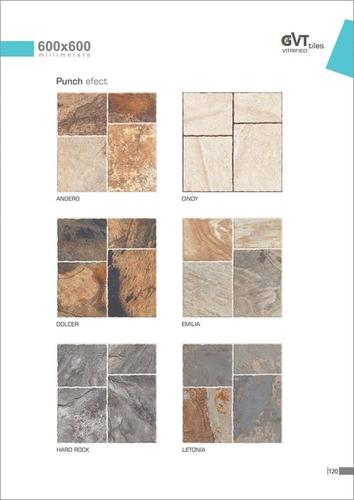 Dolomite glazed vitrified tiles