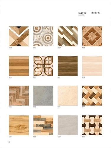 Fiordo-beige glazed vitrified tiles