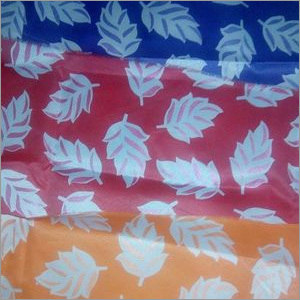 Printed Cotton Twill Fabric