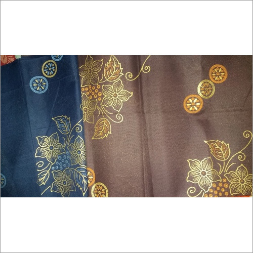 Pearl Micro Gold With Khadi Mattress Fabric