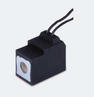 Solenoid coil