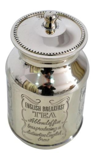 English Breakfast Tea Container