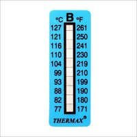 Temperature Label Strip