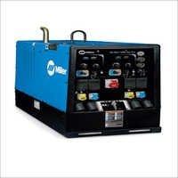 Double Operator Diesel Welding Generator
