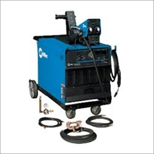 Delta Weld Machine