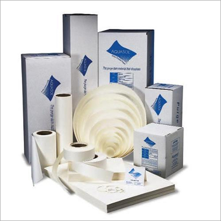 Water Soluble Purge Dam Paper ASW-35
