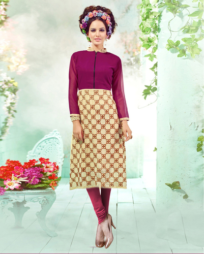 Exclusive Georgette Kurties