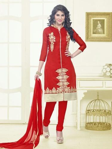 Red Wedding Wear Salwar Suit
