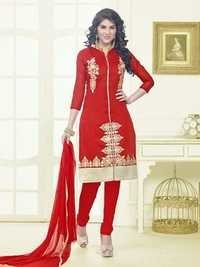 Red Wedding Wear Salwar Suit