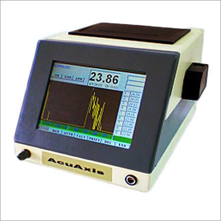 Portable A-Scan Machine