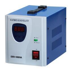 Relay type voltage regulator