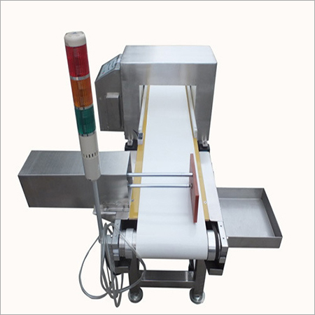 Metal Detector for Cold Storage