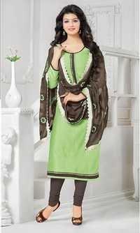 Stylish Chudidar Salwar Kameez