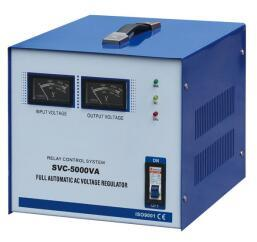 TND Single phase high accuracy full automatic AC voltage stabilizer