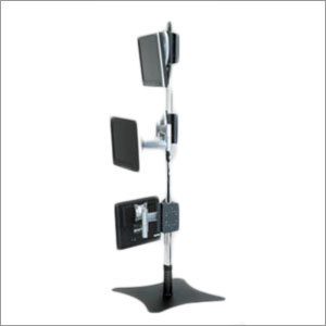 Multiple LCD Floor Stand