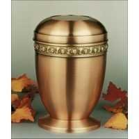 Brass Metal Cremation Urns- Bronze