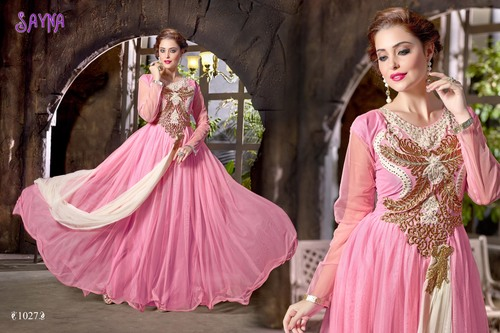 Stylish Ethnic Evening Gown