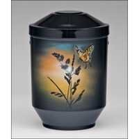 Butterfly Metal Cremation Urns