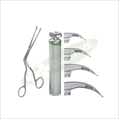 Anesthesia Surgical Instruments