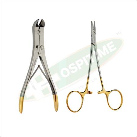 Tungsten Carbide Surgical Instruments