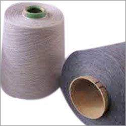 Pure Cotton Grey Yarn