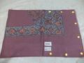 Embroidered Men Scarves