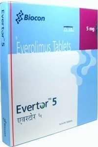 Evertor Everolimus