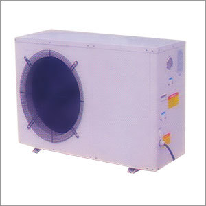 Hot & Cold Water By Air Source Heat Pump
