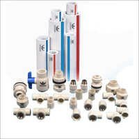 UPVC Plumbing Pipes Fitting
