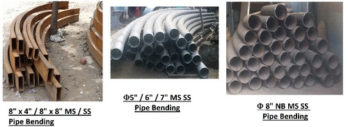 8 inch pipe tube bending Services