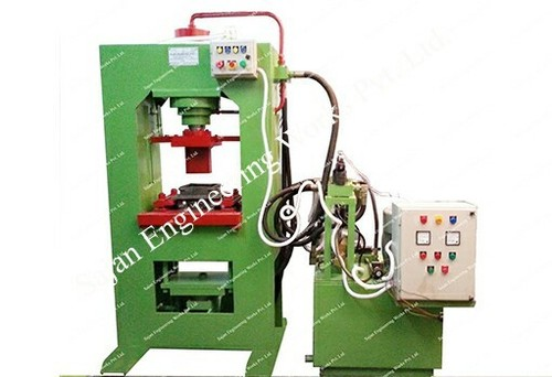 D Mould Tile Press Machine