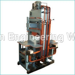 50 Ton Paver Block Press Machine