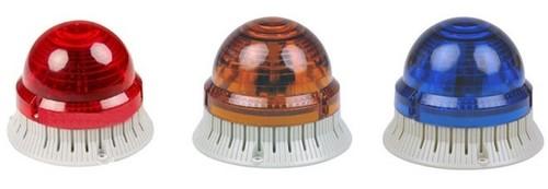 LED Blinking warning lamps