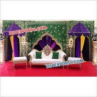 Wedding Cut out Backdrops