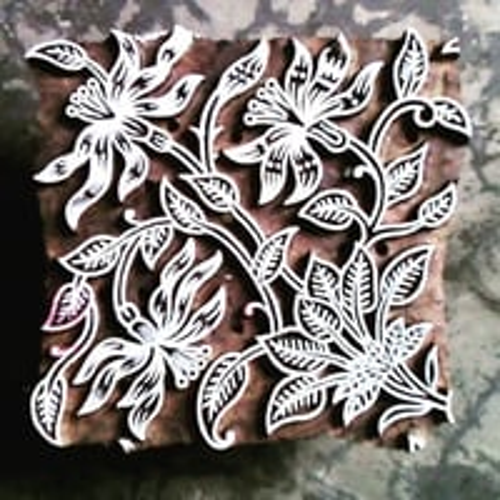 textiles printing blocks for fabric printing