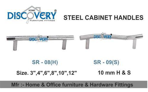 H - Steel Handle