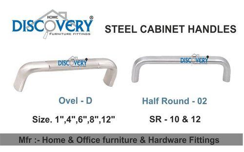 Half Round Steel Handle