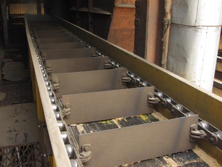 Slat Chain / Drag Chain / Redler Conveyor