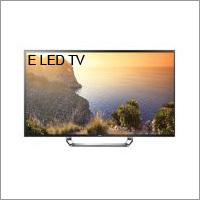 E-LED TV
