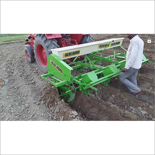Multicrop Planter Maize