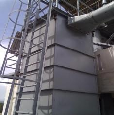 Mechanical dust collector(MDC)