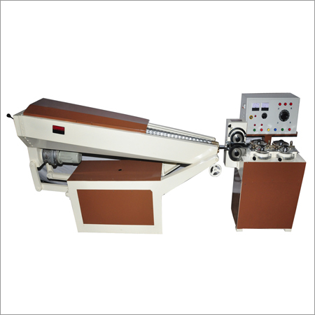 Batch Roller Machine