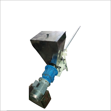 Powder Filling Pump Machine