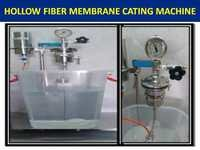 HOLLOW FIBER SPINNING MACHINE