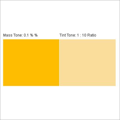 Lemon Chrome Yellow Pigment