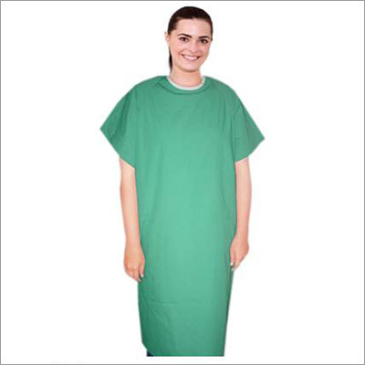 Hospital Patient Exam Gowns