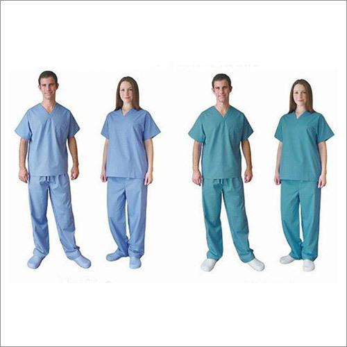 Colored Hospital Staff Uniform