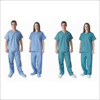 Colored Hospital Staff Uniform