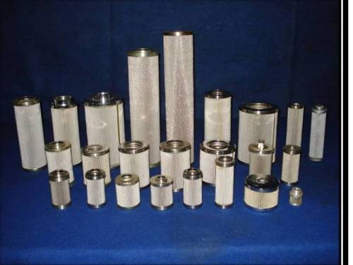 FIBER GLASS FILTER ELEMENTS