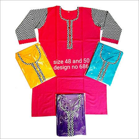Stylish Cotton Kurti